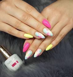 777 отметок «Нравится», 8 комментариев — Sylwia Białek (@silvia_nails_) в Instagram: «SPN UV LaQ 502,529,624,764 Nailac 218 #new #nail #nails #pazurki #paznokcie #uvlaq #uvgel #beauty…»