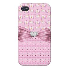 Princess Hearts and Desire iPhone 4 Cases