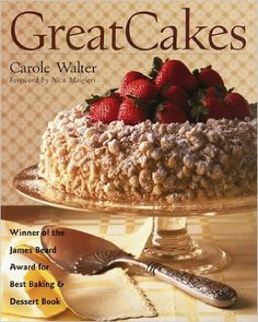 Great Cakes  https://www.amazon.com/dp/0609603078?m=A1WRMR2UE5PIS8&ref_=v_sp_detail_page
