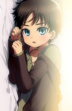 little Eren Jaeger