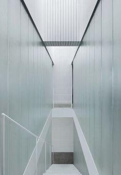 C+ Architects // U glass