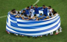 National Greek Soccer team