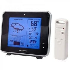 Outdoor Thermometers 75601: Chaney 13230A1 Digital Weather Station W Forecast And Humidity -> BUY IT NOW ONLY: $71.82 on eBay!