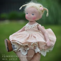 small Waldorf doll                                                       …