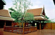 Thai Architecture | Dr. Pinyo Suwankiri