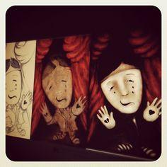 Teatro #viernesdeilustracion