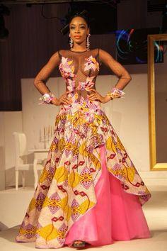 Mode Africaine en Côte D'Ivoire