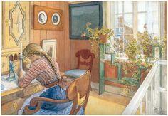Correspondence - Carl Larsson