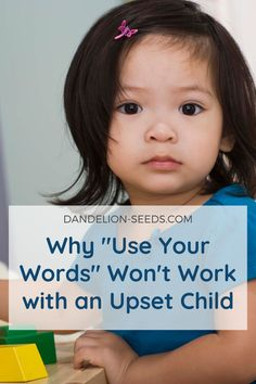 "Mini-course that helps us understand why ""use your words"" won't work well with an upset child, from a certified positive parenting coach and educator. FREE if it's your first course (just log in to see it). Pairs well with another course, ""Holding Space for Big Feelings."" . . #dandelionseedspositiveparenting #useyourwords #toddlerparentingtips #parentingtips #consciousparenting #parentingcourses #parentingcourse #parentingclass #parentingclasses #positiveparenting #toddlers… Gentle Parenting Quotes, Positive Parenting Solutions, Conscious Parenting, Parenting Courses, Parenting Articles, Parenting 101, Parenting Toddlers, Sibling Fighting, Holding Space"