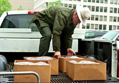 National Park Service donates 500 lbs. of ground venison to DCCK
