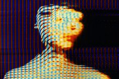 Video art by Karborn using Tachyons+ gear.