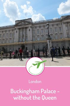 Buckingham Palace is the residence of the British Royal Family in London. It is not only purely residential, it is also used for official state occasions. For many tourists it is a highlight of their trip to London.