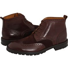 """Wingtip Boots, these are on the """"want"""" list."""