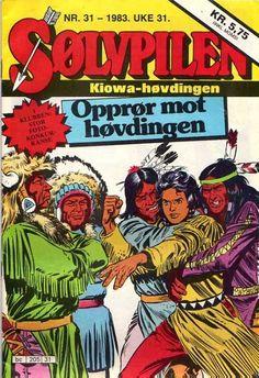 Sølvpilen #198331 (Issue)