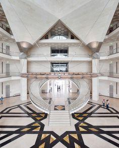 photographe-architecture:  Doha Museum of Islamic Art by...