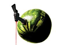For your summer bucket list: How to make a watermelon keg with spigot: With or without booze