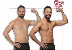 """Get """"Boot Camp Fit"""" from head to toe with Tony Horton's military-inspired workout. Top 10 Healthy Foods, Healthy Tips, 22 Minute Hard Corps, Cancer Causing Foods, Going Vegetarian, Smart Women, Abdominal Fat, Slim Fast, Yoga Flow"""