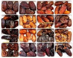 HOW MANY TYPES OF DATES ARE THERE ?
