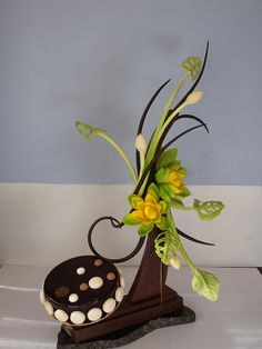 Fall Chocolate Piece by Alliance Bakery, via Flickr