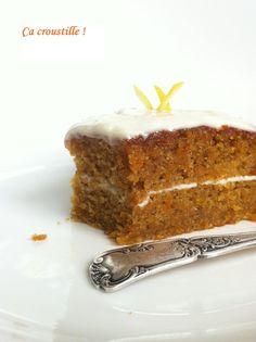 Ça croustille !: CARROT CAKE