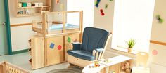 Organizing, Editing, and Inspiring: Thoughts on Infant and Toddler Classroom Design In Relation to Brain Development - by Amy Freshwater and Maria Segal