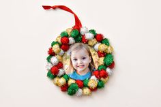 Customize the personalized ornaments with your own design.
