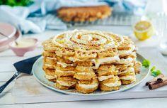 Se den spesielle fremgangsmåten her. Sweet Recipes, Cake Recipes, Norwegian Food, Norwegian Recipes, Frisk, Let Them Eat Cake, Cooking Tips, Sweet Tooth, Food And Drink