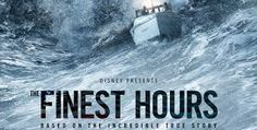 La hora decisiva ('The Finest Hour') con Chris Pine y Casey Affleck Estreno 29 Enero