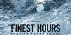 La hora decisiva ('The Finest Hour') con Chris Pine y Casey Affleck Estreno 29 Enero