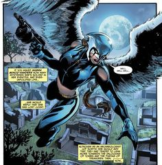 Earth 2 Hawkgirl - New 52