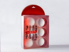The Balls of Champs (Student Work) on Packaging of the World - Creative Package Design Gallery