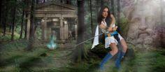 Rebecca Newton, Protector of the Sacred Flame!