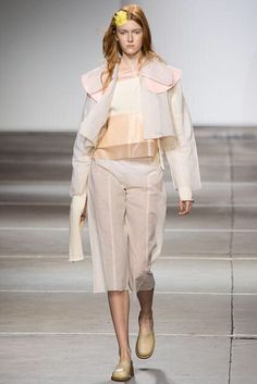 Fashion East - Spring RTW 2015