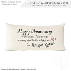 2nd anniversary cotton gift gift for her  Cotton gift by iXiDesign#personalized #pillow #pillows #interiordesign #interior #design #custom #throwpillows #decorative #decor 2nd Anniversary Cotton, Happy Anniversary, Anniversary Ideas, Personalized Pillows, Custom Pillows, Gifts For Him, Great Gifts, Anniversary Decorations, Cotton Gifts