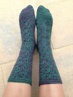 Ravelry: Project Gallery for Far Into the Forest pattern by Kirsten Hall