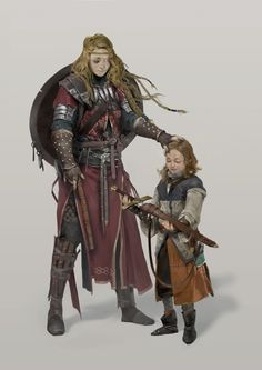 ArtStation - Mom, thanks , Roma Kupriyanov