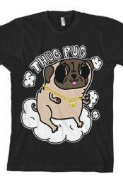 Thug Pug 2.0 Johnnie Guilbert!! :)