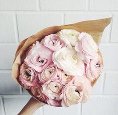 Bouquet of farmers market flowers