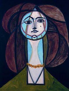 PABLO PICASSO (España: 1881-1973) Considerado uno de los más influentes artistas del siglo XX, Cofundador del movimiento cubista