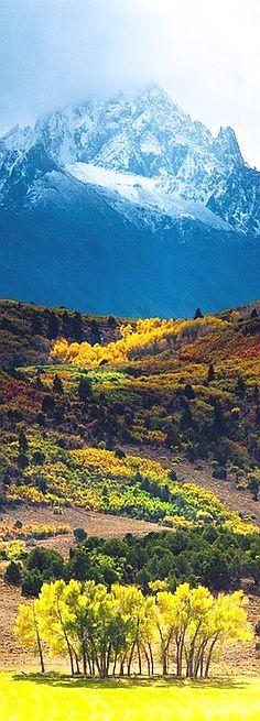 ✯ Mount Sneffels, Colorado