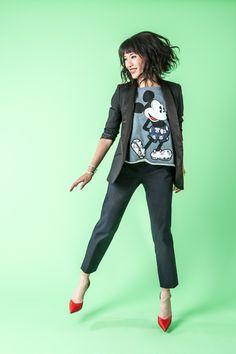 http://ledressingdeleeloo.blogspot.fr #Blazer #Pantalon @Pimkie