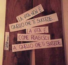 La vita....