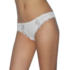 Ladies Sexy Ambrielle Hipster Stretch Brief Thong Panties Underwear / Knickers - White (Size: L) Knickers. $7.99 Cute Lingerie, Ladies Underwear, Hipsters, Bra, Lady, Memories, Clothes, Dress, Women