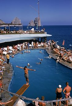 A charmosa Ilha de Capri