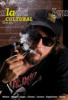 portada revista de cultura, Juliol 2011 #3