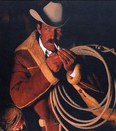 Darrell Hugh Winfield Advertising Figure. For over two decades, he was the macho cowboy Marlboro Man whose face was on billboard signs, in advertisements, magazines and television ads. 1929-2015
