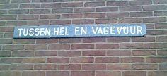 De 15 raarste straatnamen van Nederland | WTF | Upcoming