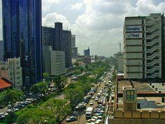 "Places To Go nairobi | Nairobi, capital city of Kenya, aka ""The Green City in the Sun"""