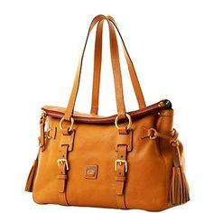 af8a67d9db01 Dooney Florentine Vachetta double strap satchel | Dooney & Bourke:  Florentine Double Strap Tassel Satchel