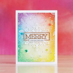 Merry Christmas Greetings, Christmas Cards, Simon Says Stamp, Berries, Photo And Video, Friends, Advent, Card Ideas, Instagram